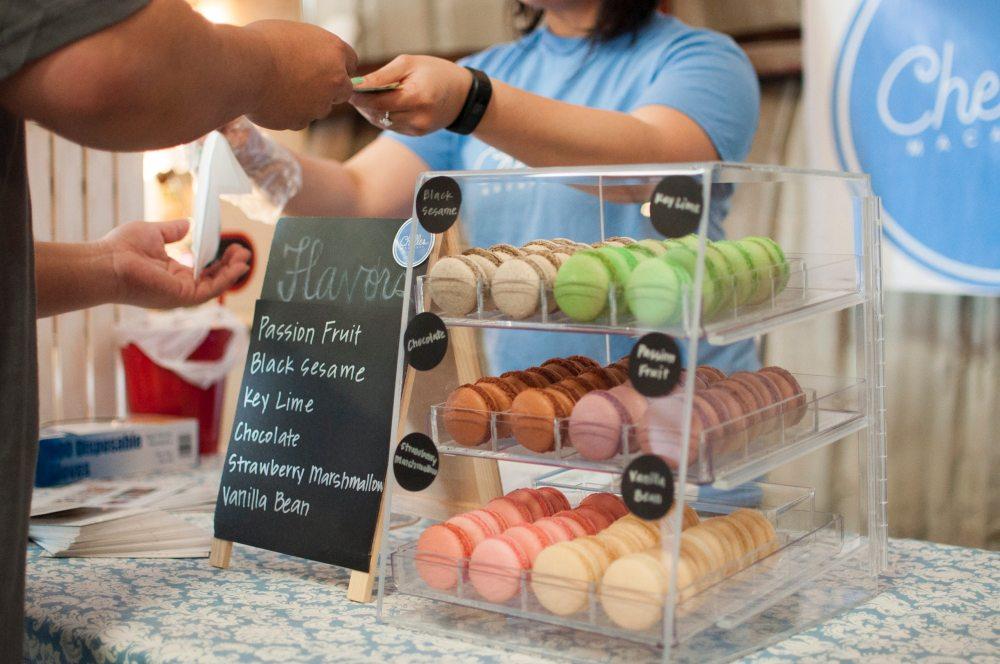 franchise bakery business